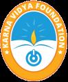 graphic karnavidhya foundation logo